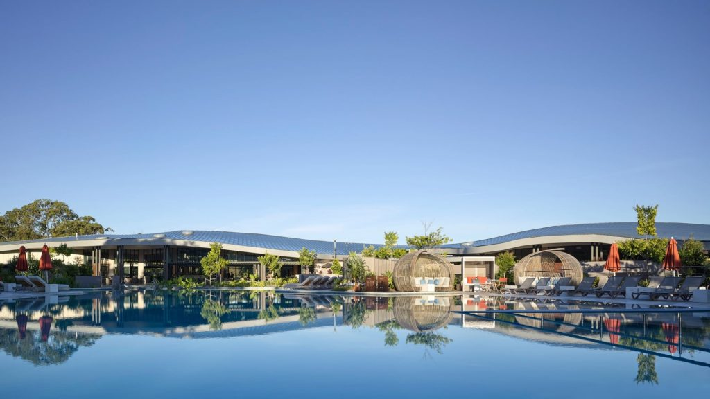 Elements of Byron Resort Pool